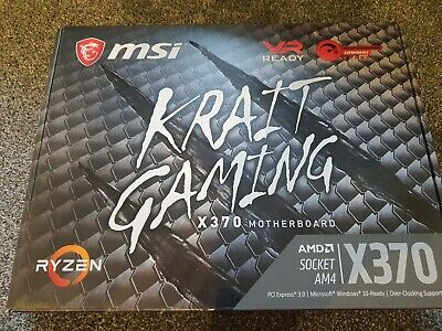Ryzen 1700 And X370 Motherboard Bundle • 104£