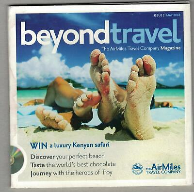 Beyond Travel Airmiles PC CD-ROM From 2004 • 1.99£