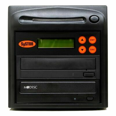 Systor 1 To 1 M-Disc 24X CD / DVD Multi Target Duplicator Tower • 180£
