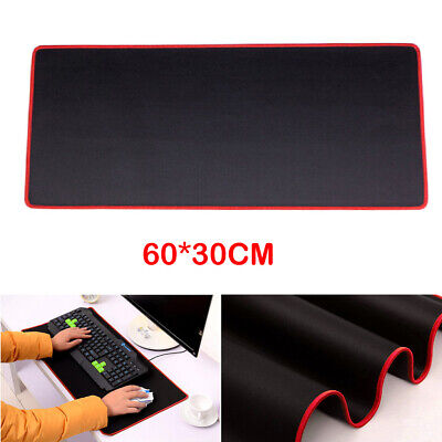 Extra Large Gaming Mouse Pad Mat For Pc Laptop Macbook Anti-Slip 60cm X 30cm • 4.99£