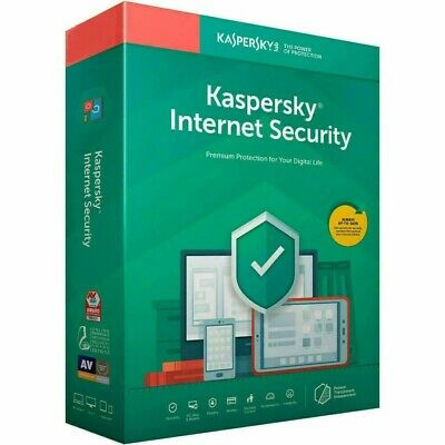 Internet Security 2020 1 PC / Device 1 Year - Multi-device - Licence • 6.90£
