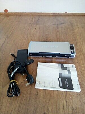 FUJITSU ScanSnap S300 Desktop Colour Mobile Scan + Power Lead &  User's Manual • 55£