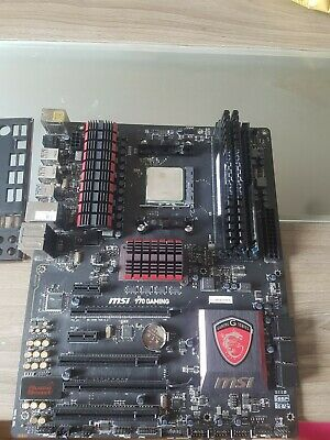 Sell Msi 970 Matherboard With 24gb Ram.cpu Is Fx6300 3.4ghz 6core. • 100£