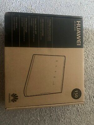 Huawei LTE CPE B310 Home WiFi. BRAND NEW! • 20£