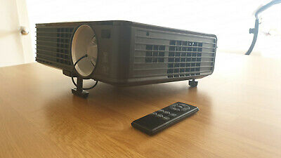 Dell 1420X DLP Projector Official Carry Case Excellent Condition, 168 Lamp Hours • 49.99£