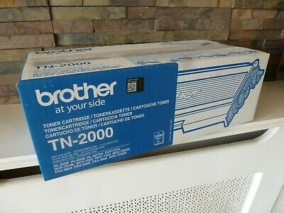 New (old Stock) BROTHER TN-2000 TONER CARTRIDGE.  • 38.95£