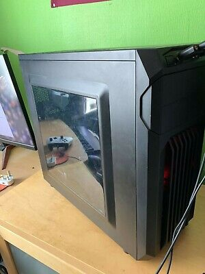 Custom Mid Gaming PC W/ Logitech Keyboard And Mouse • 275£