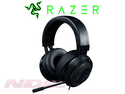 Razer Kraken Pro V2 Stereo 3.5mm Gaming Headset With Mic For PC/Mac/PS4/Xbox One • 39.99£