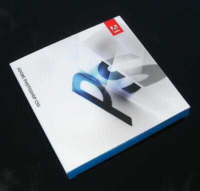 Adobe Photoshop CS5. BRAND NEW, With Serial Number Key • 51£