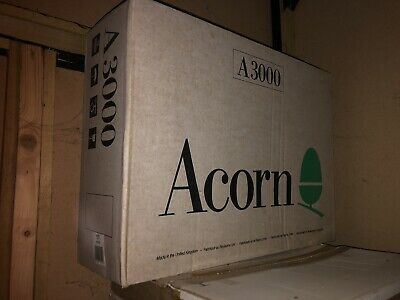 Acorn Archimedes A3000Boxed • 103£