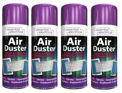 200ml Compressed Air Duster Compressed Dust Blower Laptop PC Keyboard Mobile  • 7.99£