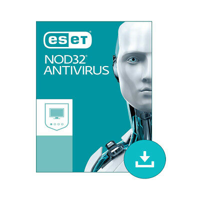 Eset Nod32 Antivirus 2020 Original - 1 Pc Device 1 Year Worldwide • 3.99£