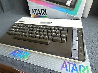 Atari 800xl Computer Fully Tested • 130£