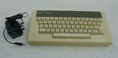 Acorn Electron Vintage Computer With Cassette Player • 65£