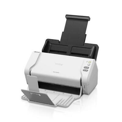 Brother ADS-2200 Scanner 600 X 600 DPI ADF Scanner Black White A4 • 332.01£