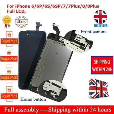 For IPhone 6 7 8 Plus LCD Screen Replacement OEM Digitizer Touch Display Camera • 23.19£