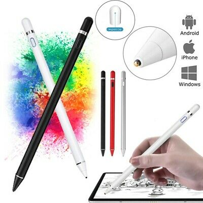 Universal Active Stylus Pen Pencil Fine Point For IOS Android IPad Touch Screen • 12.79£