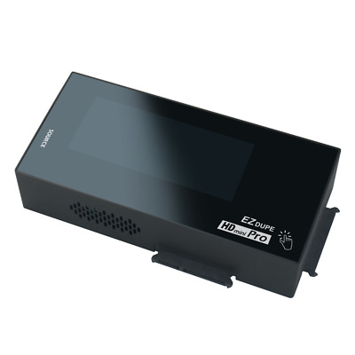 Hard Drive/ SSD Duplicator 1 To 3 EZ Dupe SOHO Touch Cloner • 640.12£