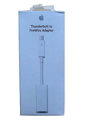 Apple Thunderbolt To Firewire Adapter • 19.80£