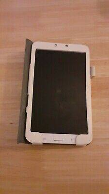 Samsung Galaxy Tab 3 (with Case, Charger And Plug) • 52£