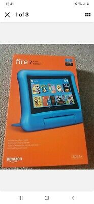 Amazon Fire 7 Kids Edition Tablet 16gb • 20£