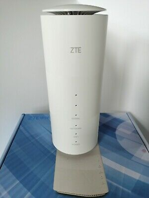 ZTE MC801A CPE 5G Mobile Broadband Router - Wifi 6 - NSA + SA - Unlocked • 299£