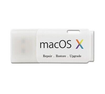 Mac OS X USB System Recovery Kit • 16.50£
