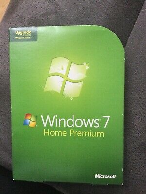 Microsoft Windows 7 Home Premium  • 14.50£