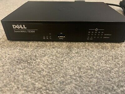 Dell Sonicwall TZ300 With UK PSU • 90£