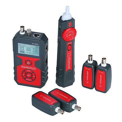 Telephone Wire Tracker Electrical Line Finding Testing Cable Tester Q0F0 • 58.26£