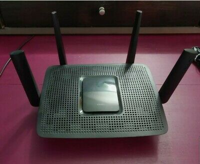 Linksys EA8300 Max-Stream AC2200 Tri-Band Wi-Fi Router Wireless Wifi MU MIMO. • 55£