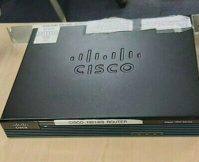 Cisco 1921 Router - 1900 Series Router CiSCO1921/K9  • 35£