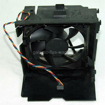 Dell OptiPlex 330 360 740 755 760 780 960 CPU Fan & Shroud CN-0RR527 • 13.61£
