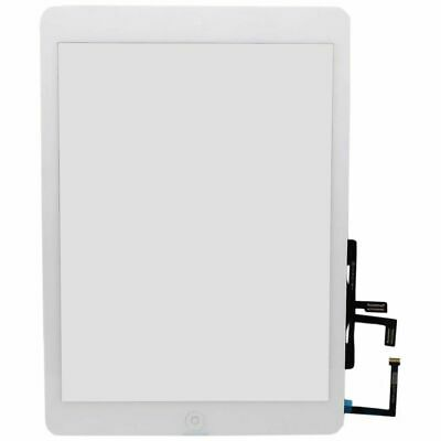 Screen Digitizer For Apple IPad Air White Replacement Touch Front Glass Panel • 25.20£