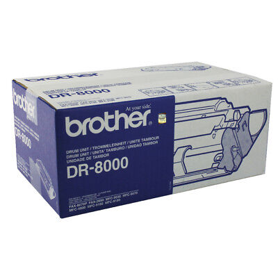Brother Fax 8070P Drum Unit DR8000 • 236.10£