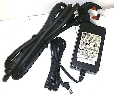 Genuine Cisco Psa18u-480 Jms Power Adapter With Uk Kettle Power Lead 341008102 • 9.99£