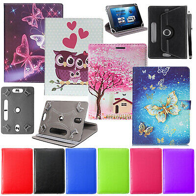 10 Inch Tablet Case Cover Fits For ALL 10  Inch & 10.1  Inch Android Tablets Tab • 4.75£