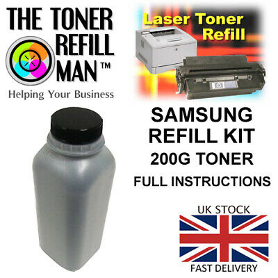 Compatible Toner Refill For Use In Samsung Xpress SL-M 2020 M2020 M2022 M2070  • 17.32£