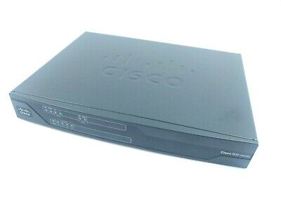 Cisco C887VA-K9 V02 887 Integrated Services Router • 24.95£