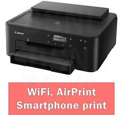 Cheap Printer To Run Canon Pixma TS705 WiFi (replaces Ip7250) Printer Only Deal • 99.77£