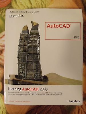 Learning AutoCAD 2010 And AutoCAD LT 2010: Using Hands-on Exercises. • 34.99£