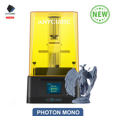 ANYCUBIC Photon Photocuring 3D Printer, Ultra Precision Off-line Print UV Resin • 229£