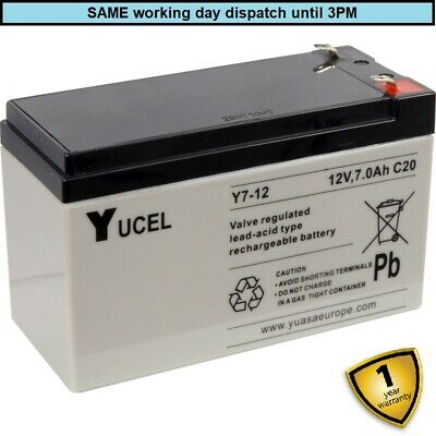 APC Back-UPS Pro 550 Replacement Battery BR550GI - A Quality Cell • 15.95£