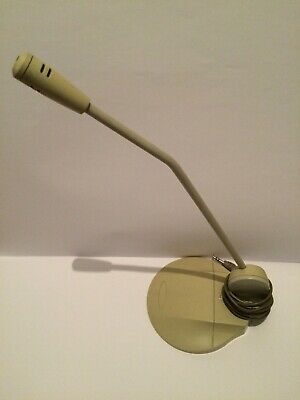 Retro PC Microphone With Stand • 14.99£