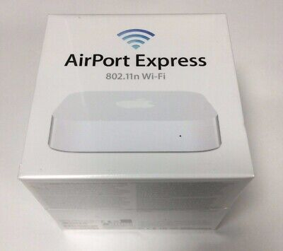 Apple Airport Express A1392 MC414B/A WiFi Router AirPlay 2 - BRAND NEW SEALED  • 119.99£