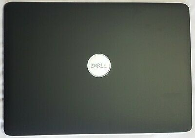 Dell Inspiron 1525 1526 Black Matt Lid Cover New • 18£