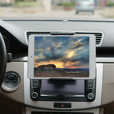 Universal CD Slot Car Mount Holder Stand For 5-10 Inches Tablets & Smart Phones • 10.98£