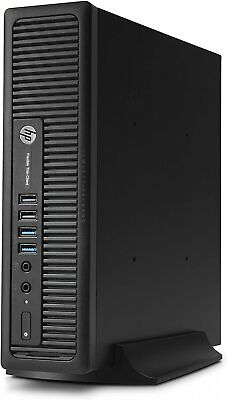 HP T820 I7 4th Gen. USDT PC 16GB RAM 1TB WiFi Win10 Desktop USB3 800G1 EliteDesk • 294.99£