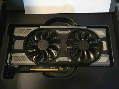 EVGA NVIDIA GeForce GTX 1070 8GB FTW GAMING ACX 3.0 Video Graphics Card VR Ready • 260£