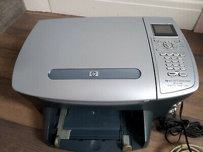 HP PSC 2410 Photosmart All-in-one Printer Fax Scanner Copier  • 25£